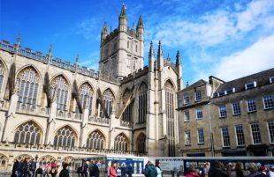 Bath bids for rare UNESCO status