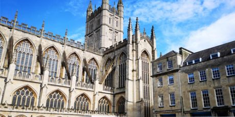 Bath bids for rare UNESCO status