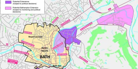 Cabinet to consider recommendation to exempt cars from Bath clean air zone charge