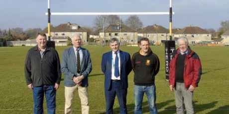 Funding boost for a Bath Rugby club to benefit the community