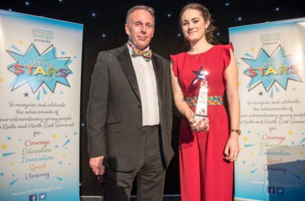 Inspiring Young Stars honoured