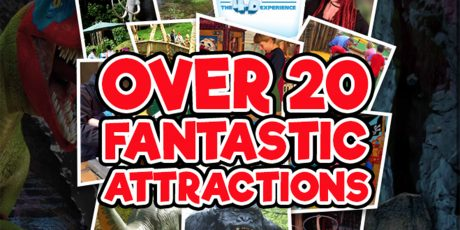 Win a family ticket to Wookey Hole