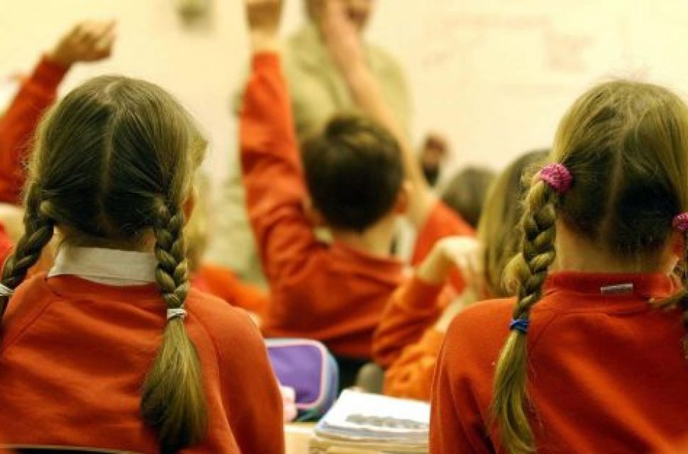 School class sizes are highest in a decade