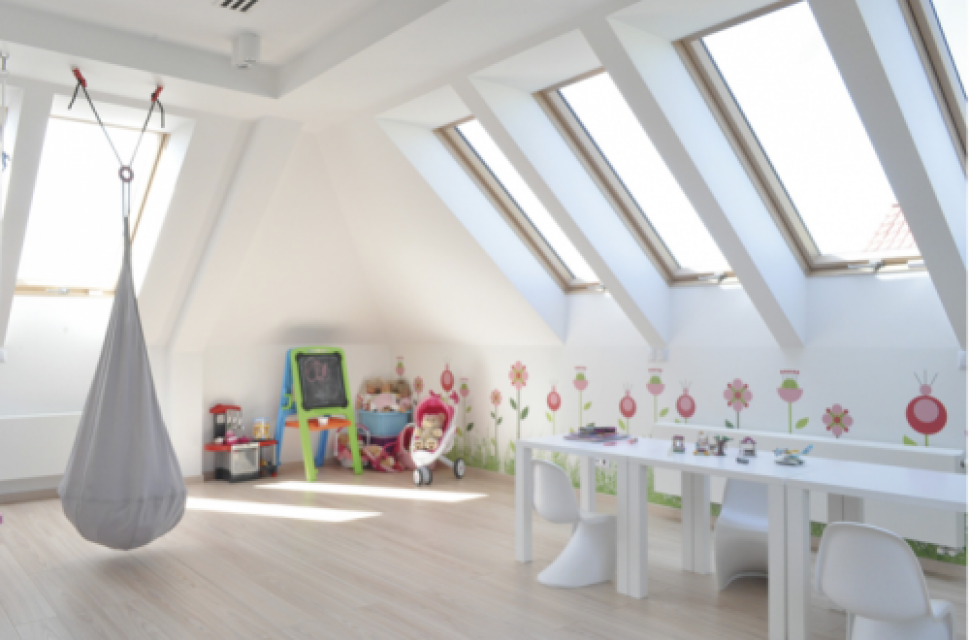 Four ways your children will benefit from more natural light in your home