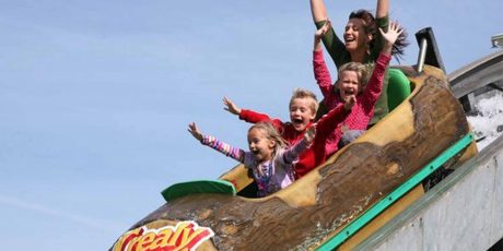 Win tickets to Crealy Theme Park Resort.