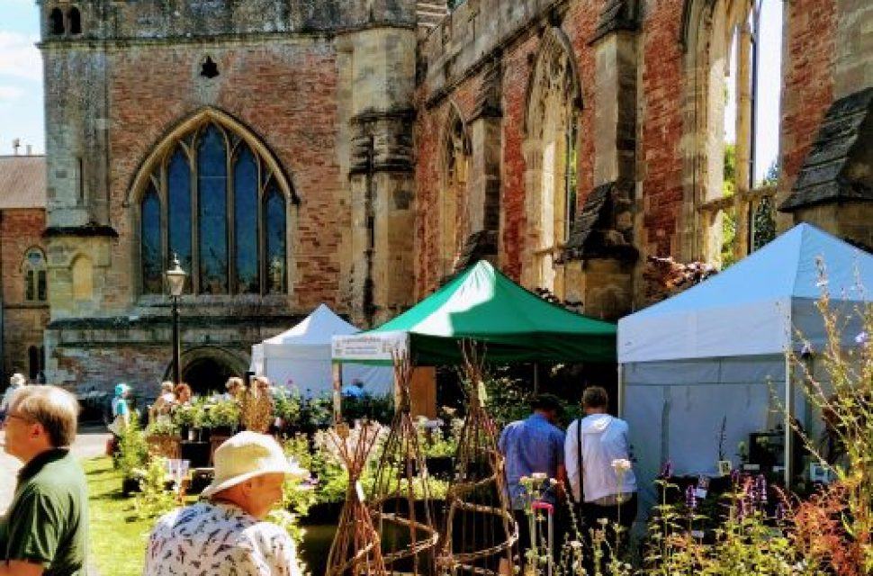 The Bishop's Palace Country Garden Festival 2019