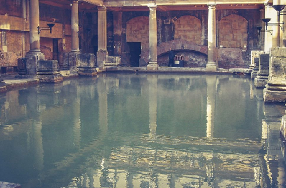 Aspiring poets invited to help put Roman Baths on the map