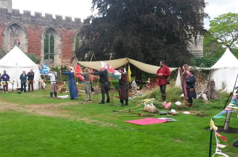 Summer Family Fun at The Bishop's Palace