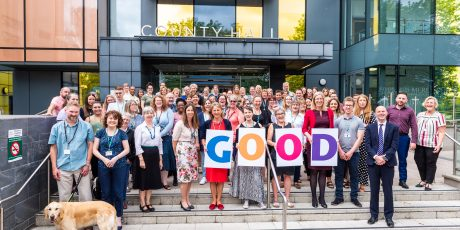 Wiltshire Council achieves top marks for work with children and families