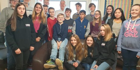 Sign up to big vote urges Somerset Youth Parliament