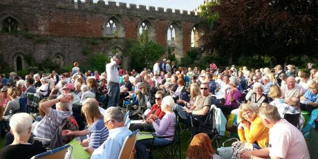 Midsummer Mayhem and Family Outdoor Theatre at The Bishop's Palace, Wells