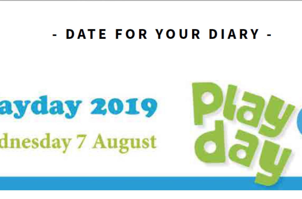 PlayDay returns!