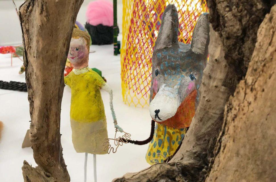 Puppet Making with Edwina Bridgeman