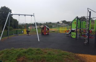 New Innox Park play area opening for the summer