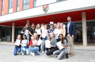 South Gloucestershire celebrates GCSE success