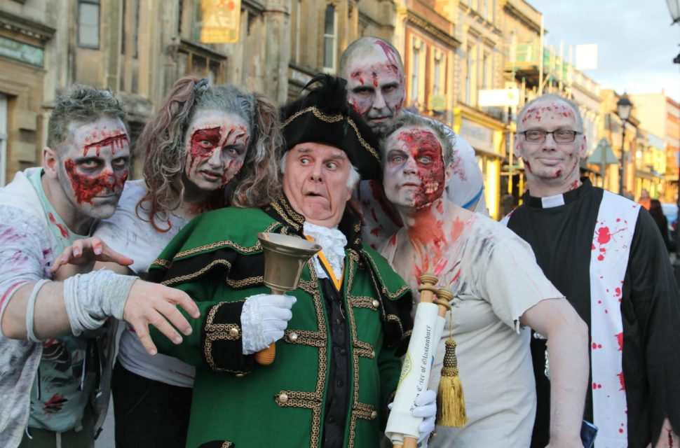 Updates from this year's Zombie Walk