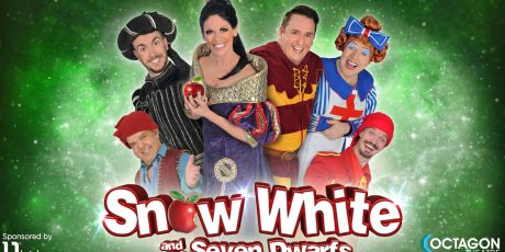 Win a family ticket to see Snow White at The Octagon