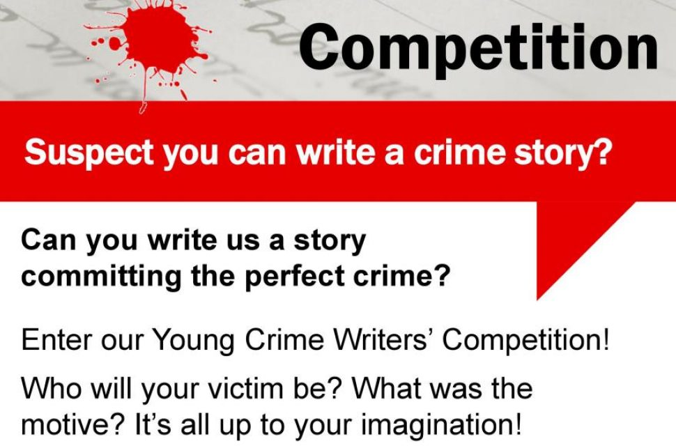 Could you write the perfect 'Who Dunnit'?