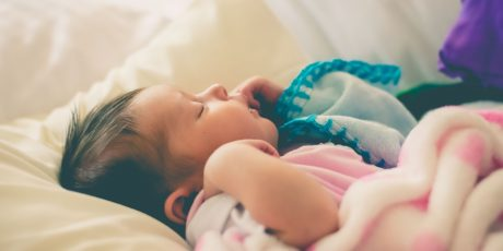 5 ways to get more sleep as a new mum