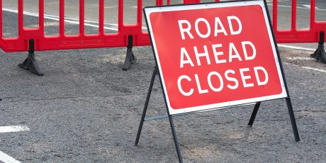 Keynsham High Street road closures
