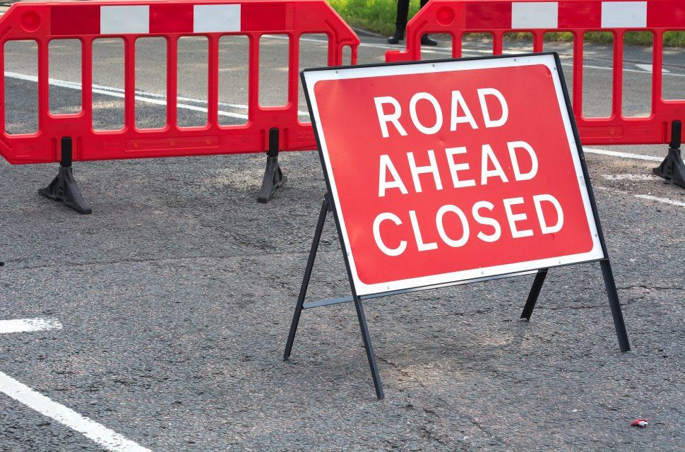 Keynsham High Street road closures