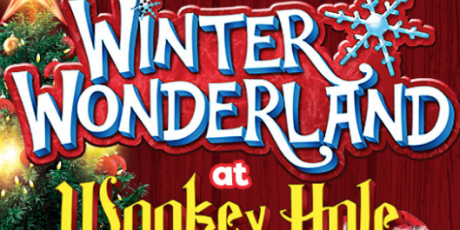 Win a family ticket to Winter Wonderland at Wookey Hole