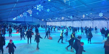 Icescape returns for its third winter season