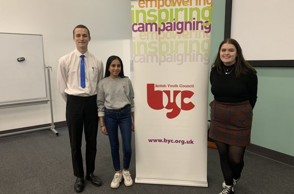 Wiltshire's young people encouraged to stand for youth elections in 2020