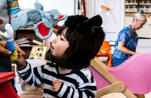Toy Library Brings Joy, Learning and Choice to Children and their Parents