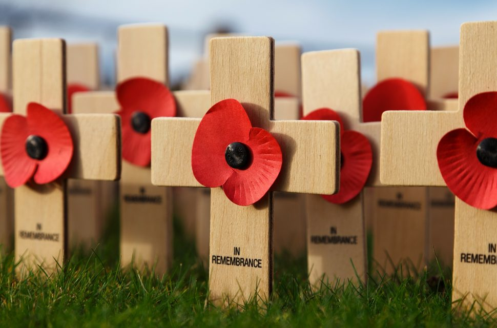 Remembrance Day events in Bath & North East Somerset