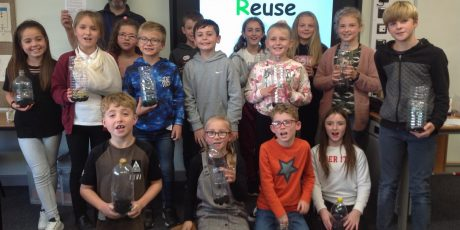 Somerset Schools' War Against Waste