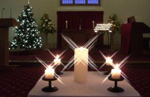 Christmas Memorial Service at Haycombe