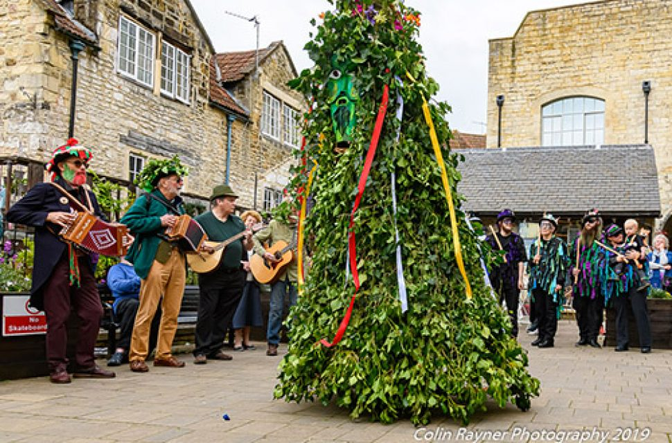 Bradford on Avon Green Man Festival
