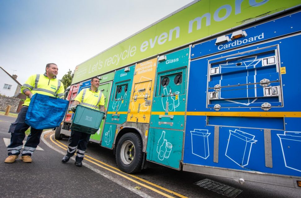 Thank you for helping our record-breaking recycling this New Year