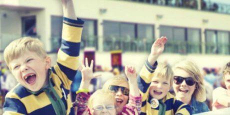 Win a family ticket to Bath Racecourse Easter Eggtravaganza