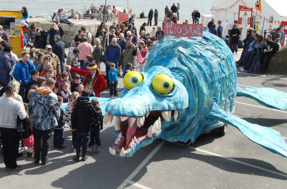 All the World's Our Playground: Children's Creativity Takes Over Shepton Mallet Town Centre this March