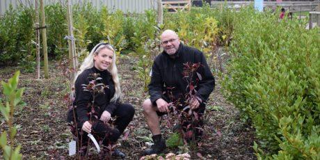 Puxton Park Confronts Climate Change