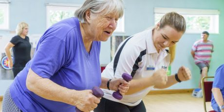 Active Lifestyle Centres partner with NHS to provide a healthy lifestyle for all