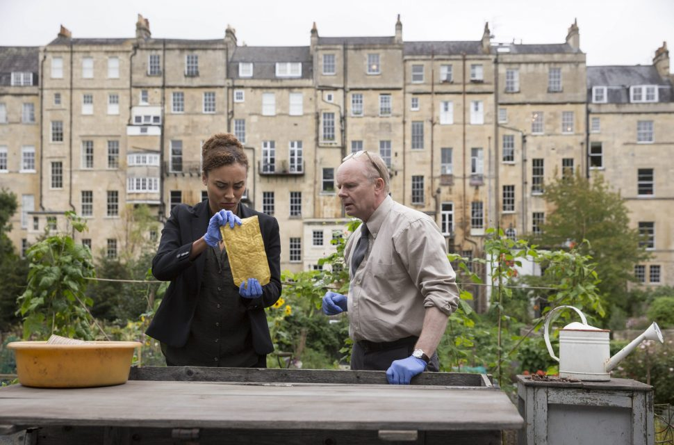 Bath takes centre stage in new ITV production