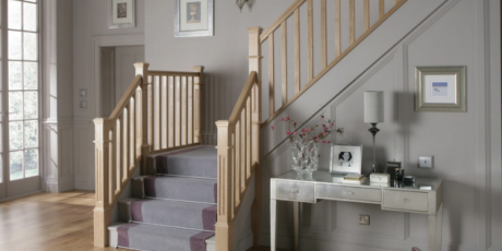 4 ways to Hinch your family hallway
