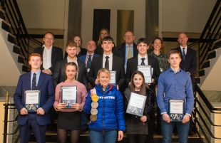 Young Wiltshire sports stars secure funding for the future