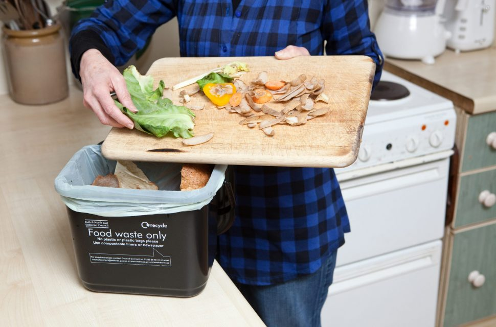 Food waste collections expanded to encourage residents to recycle more