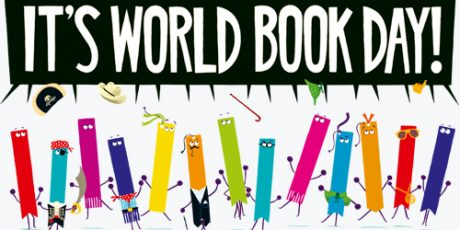 Celebrate World Book Day on 5th March!
