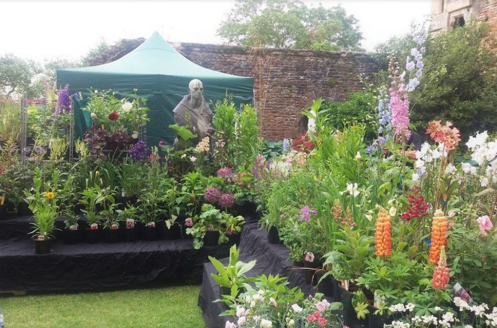 Rare Plant Fair/Mothering Sunday at The Bishop's Palace