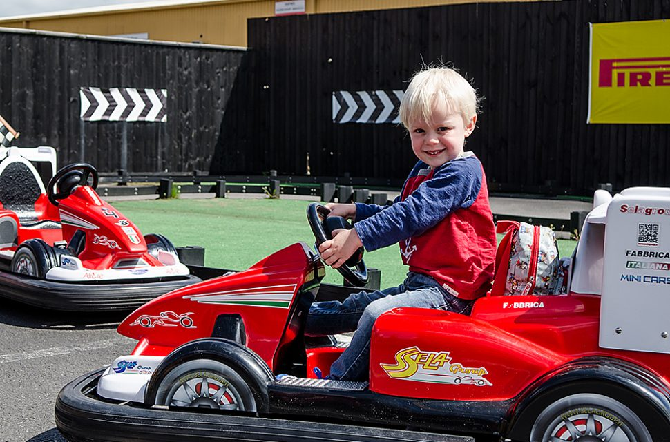 Win a family day out to Haynes International Motor Museum