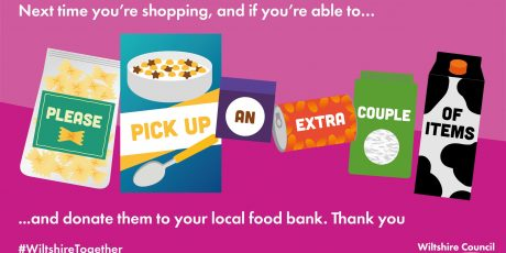 Council encouraging people to support food banks at their local supermarkets