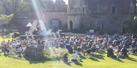 The Bishop's Palace Outdoor Theatre Season