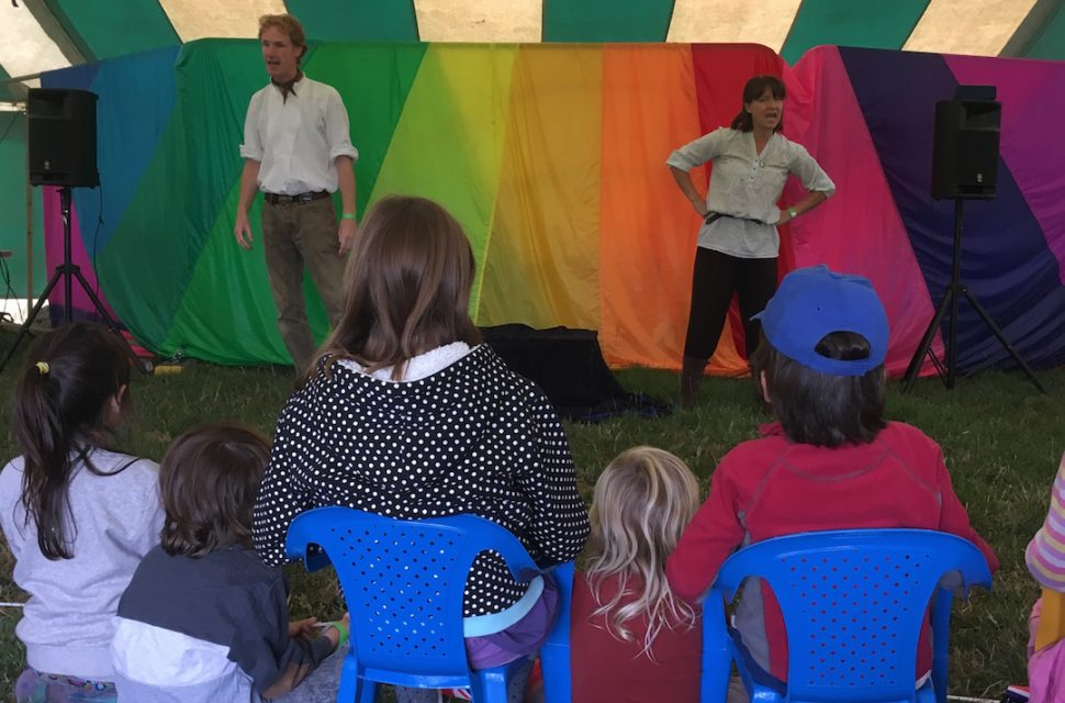 'DO Try This at Home!' LIVE fun for Somerset families from Children's World
