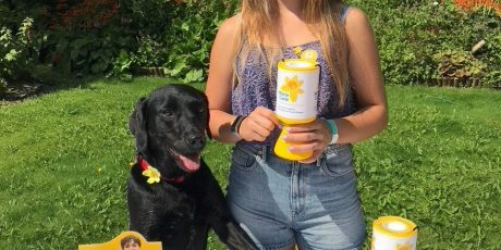 Millfield Student Wins Marie Curie Young Supporter of the Year Award