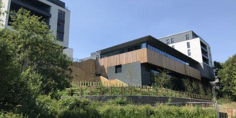 Council's regeneration of Keynsham's former Civic Centre commended in National Awards